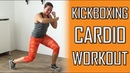 10 Minute Cardio Kickboxing Workout – At Home Fun Exercises That Burn Calories – No Equipment