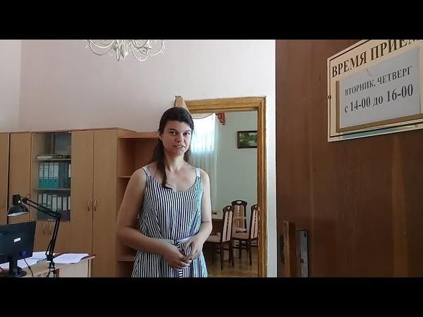 ялта 6 июля 2018.обзорочка видовая на ул мицко и санаторий имени А.П.Чехова