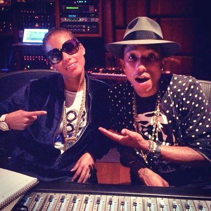 Kendrick Lamar, Alicia Keys и Pharrell создали саундтрек к фильму