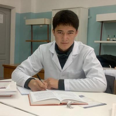 Искандар Мамадалиев, 28 декабря , Салехард, id222525037