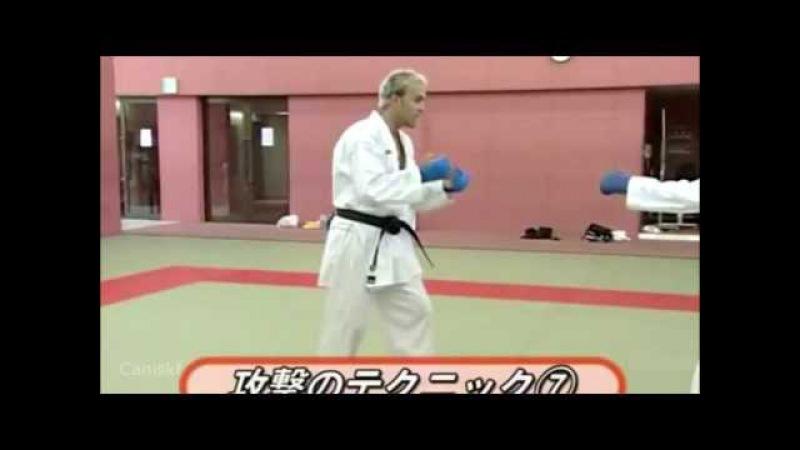 Sensei Nishimura Kumite Techniques 8