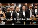 Bachianas Brasileiras No. 7 • Villa-Lobos • RTVE Symphony Orchestra
