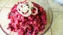 Вкуснейший салат солёная РЫБКА В ШУБЕ. Упрощенный вариант селедки под шубой.