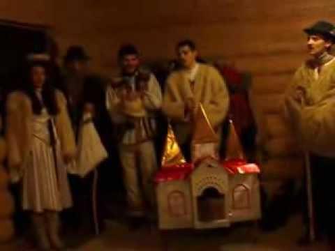 Закарпатские рождественские колядки