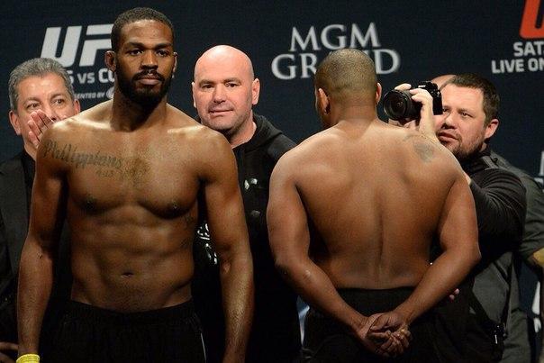Я планирую подраться против победителя в бою Тейшера vs Джонсон. Мне плевать, если Джон Джонс вернется. Я не собираюсь награждать его.