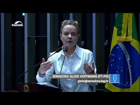 Sen. Gleisi Hoffmann: Privatização da Eletrobras não vai baratear tarifas, só vai entregar riquezas!