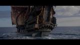 Джек Воробей на корабле