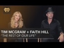 "Tim McGraw And Faith Hill on ""The Rest of Our Life"" Exclusive Interview"