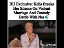 Келис говорит об инциденте 08 02 2009 и разрыве с Nas