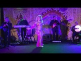 Leyla Jouvana dancing to Oum Kalthoum Alf Leila Wa Leila in Israel
