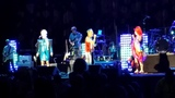 B-52s live at Ravinia Festival, Highland Park, IL, Sat Sep 1st 2018 the end