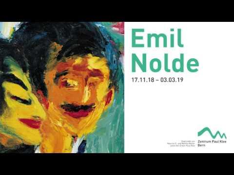 Emil Nolde 17.11.18 – 03.03.19
