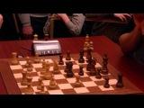 Nakamura beats Carlsen, World Blitz Chess Championship, Moscow, 17 Nov 2010