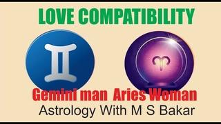 Aries and Gemini - Compatibility in Sex, Love and Life urdu hindi
