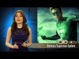«Бэтмен против Супермена» претенденты на роль Лестера, слухи о Зеленом Фонаре и не только