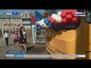 Северный Кузбасс подарил Старочервовской школе новый автобус