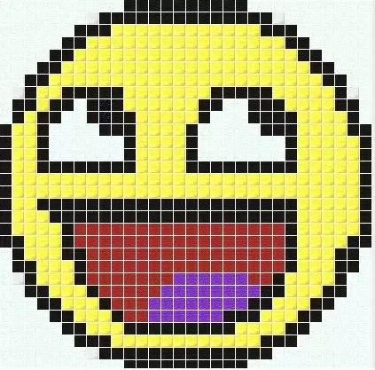 Пиксель-ART Схемы Онлайн