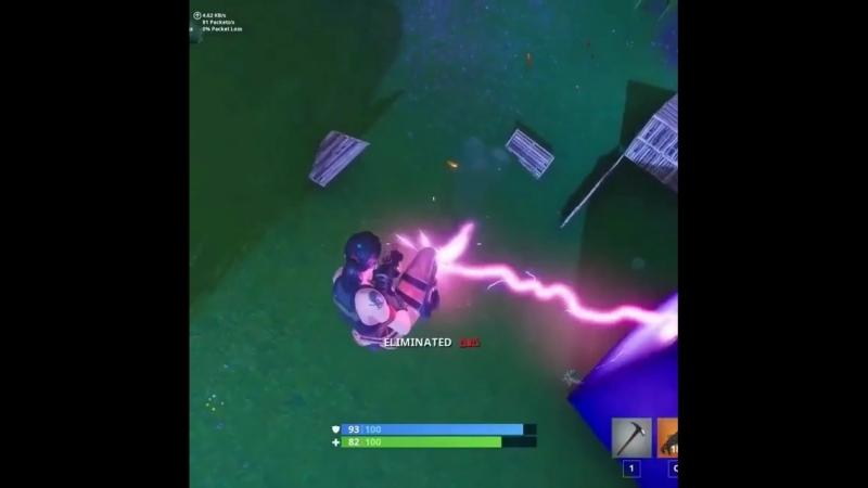 Fortnite MEMS The friendly Cube