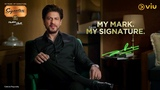 Shah Rukh Khan Signature Masterclass Season 3 Promo 1 Watch Exclusively on Viu App