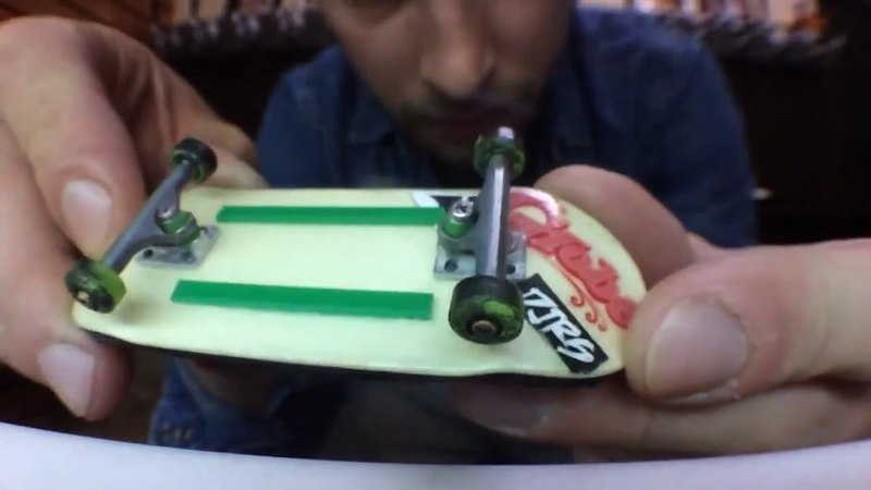 Systeam Fingerboards: Neronov Vlad - @Review And Test Of Wysocki Wheels@
