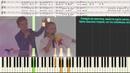 Ты сможешь всё Зарнак Детский хор Ноты и Видеоурок для фортепиано piano cover
