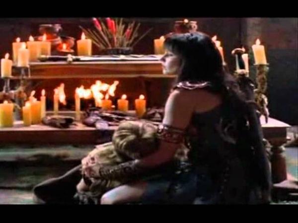 Xena - Death of Solan