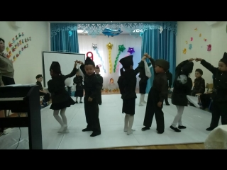 катюша танец