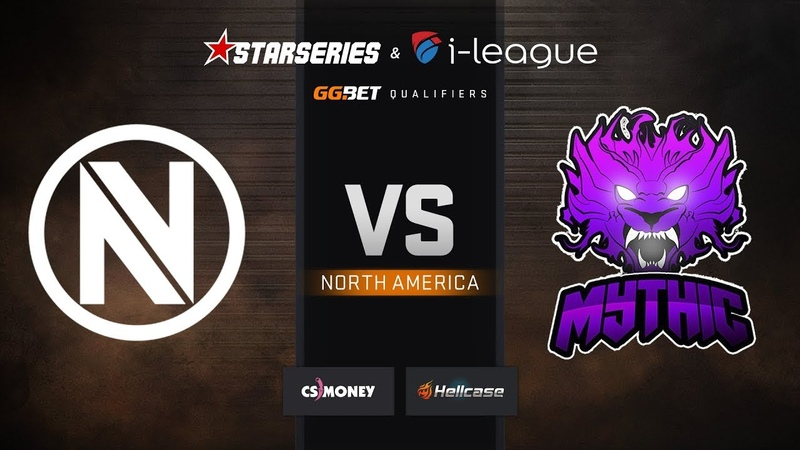 Envy vs Mythic, map 1 dust2, StarSeries i-League S7 GG.Bet NA Qualifier