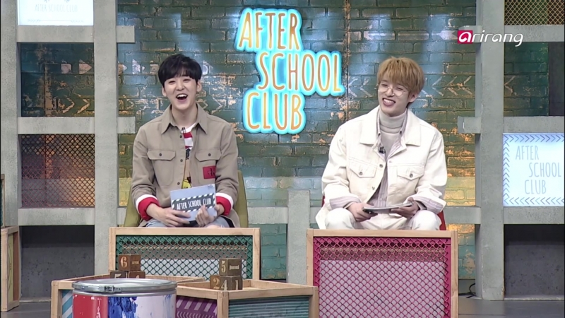 [After School Club] DAY6s maknaes WONPIL and DOWOON(DAY6의 막내즈)! _ Full Episode - Ep.309