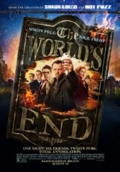 Bienvenidos al fin del mundo <br><span class='font12 dBlock'><i>(The World&#39;s End)</i></span>