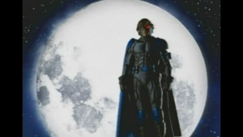 Найтмен серия 22 Великолепное Изящество (переозвучка)