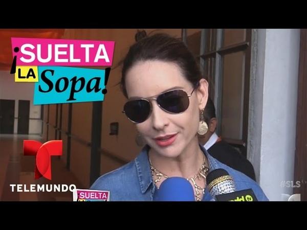 Suelta La Sopa   Susana González habla de los besos de Fernando Colunga   Entretenimiento