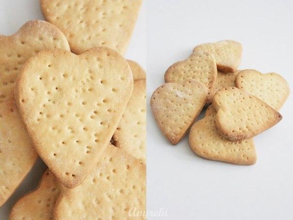 Галетное печенье.