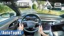 2019 Audi A8 55 TFSI | 3.0 V6 Turbo | POV Test Drive by AutoTopNL