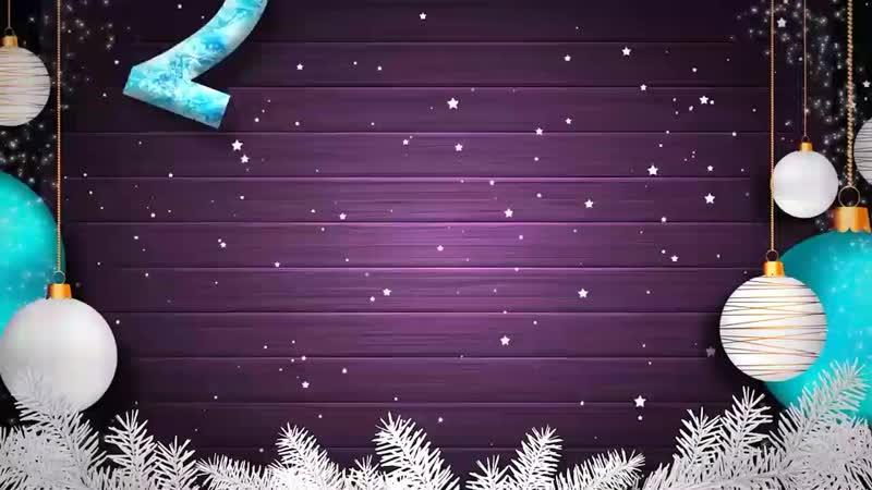 Новогоднее поздравление директора ДТ У Вознесенского моста Э.А. Музиль