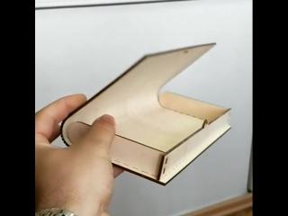 Изготовили вот такую замечательную #шкатулку из фанеры на нашем #лазере. #лазернаягравировкаспб #лазернаярезка
