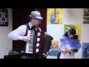 """Новогодний концерт 2013-2014 музыкальной школы """"Виртуозы"""" г. Москва"""