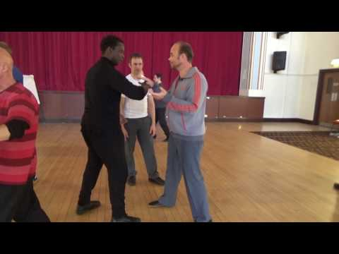 Song to Stick Teaching moments with Sifu Adam Mizner