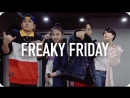 1Million dance studio Freaky Friday Lil Dicky ft Chris Brown Koosung Jung Choreography