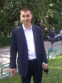 Владимир Хомчелло, 6 августа 1993, Москва, id123530320