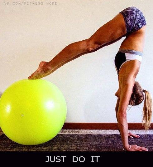 Тренируем ножки (10 фото) - картинка