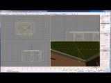 04 - Уроки 3d max для дизайнеров - Потолок