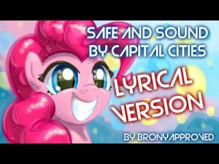 [PMV] Safe and Sound by Capital Cities (Lyrical Version)