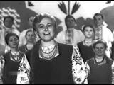 Хор русской песни ВР и ЦТ  Возьму синие ведёрочки
