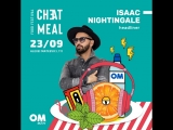 Isaac Nightingale on Cheat Meal Fest