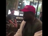 Kanye West drops a FREESTYLE