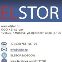 Elstor Ru, 1 января 1978, Москва, id208754663