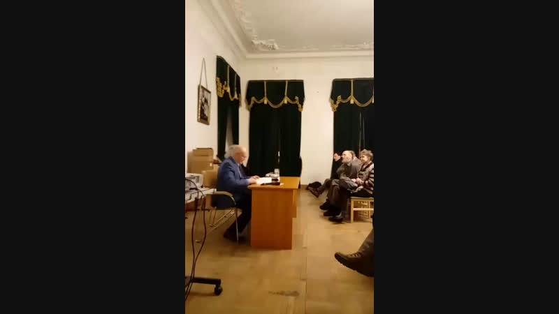 Суворов и Северюхин на Фонтанке 46