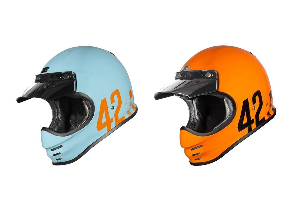 Новый мотошлем Origine Virgo - итальянская, современная классика эндуро шлемов