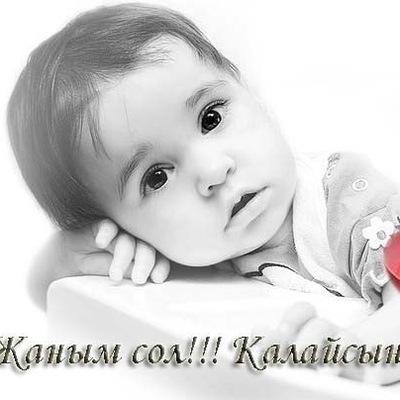 Raian Sultanbaeva, 1 января 1996, Новотроицк, id219642766